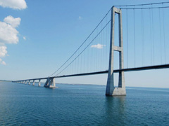 A futárszolgálat hírei: Lenyűgöző mérnöki csodák Európa hídjai között